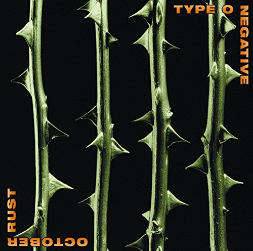 CD-Cover: Type O Negative - October Rust