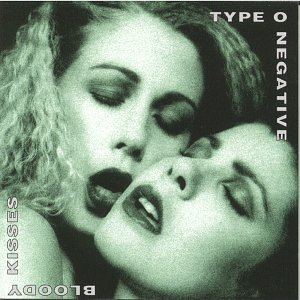 CD-Cover: Type O Negative - Bloody Kisses
