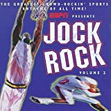 Pochette de l'album pour ESPN Presents: Jock Rock, Volume 2