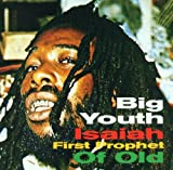Pochette de l'album pour Isaiah First Prophet of Old