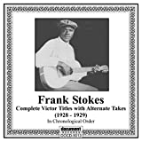 Albumcover für The Frank Stokes Victor Recordings (1928-1929)