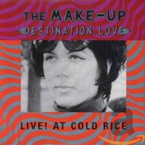 Album cover for Destination Love - Live! At Cold Rice