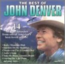 Skivomslag för Best of John Denver