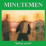 album Ballot Result by Minutemen