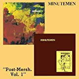 album Post-Mersh, Vol. 1 by Minutemen