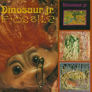 CD-Cover: Dinosaur Jr. - Just Like Heaven