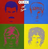 Queen Hot Space lyrics