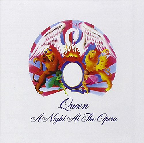 CD-Cover: Queen - A Night at the Opera