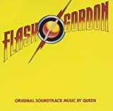 Pochette de l'album pour Flash Gordon
