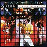Queen Live Magic lyrics