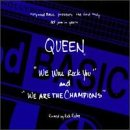 Cubierta del álbum de We Will Rock You / We Are the Champions
