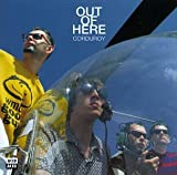 Cubierta del álbum de Out of Here