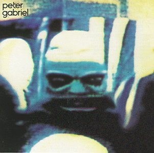 CD-Cover: Peter Gabriel - Security