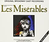 Carátula de Les Misérables: Original Broadway Cast (disc 1)