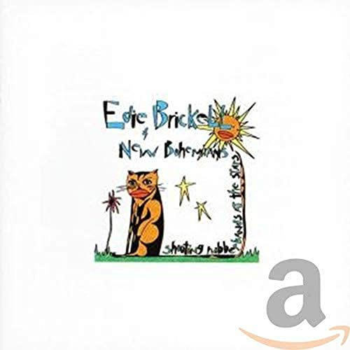 CD-Cover: Edie Brickell & The New Bohemians - Shooting Rubberbands At The Stars