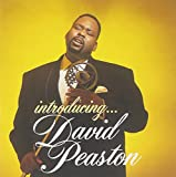 Copertina di album per Introducing...David Peaston
