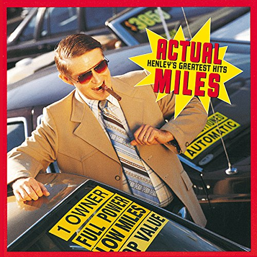Album cover for Actual Miles
