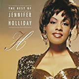 Skivomslag för The Best of Jennifer Holliday