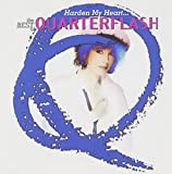 Cubierta del álbum de Harden My Heart... The Best Of Quarterflash