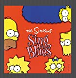 album art to The Simpsons Sing the Blues