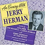 Cubierta del álbum de Evening with Jerry Herman
