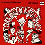Capa do álbum Forbidden Broadway - Volume 3