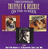 Album cover for Truffaut & Delerue on the Screen