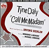 Capa do álbum Call Me Madam - With Tyne Daly