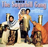 Cubierta del álbum de The Best of the Sugarhill Gang