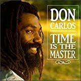 Pochette de l'album pour Time Is the Master
