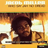 Copertina di Who Say Jah No Dread