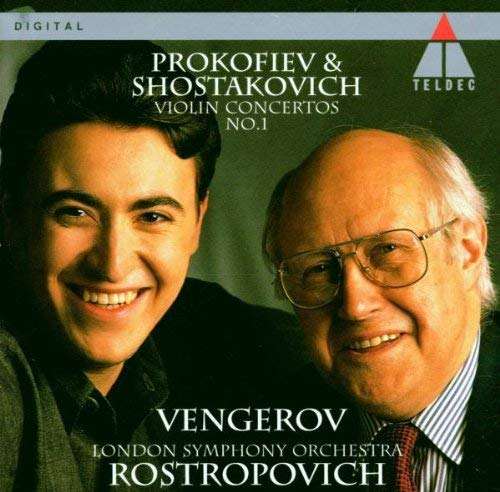 Vengerov plays Prokofiev