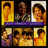 Cubierta del álbum de Great Women of Gospel