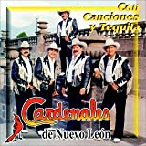 Capa do álbum Con Canciones y Tequila