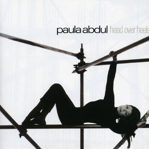 Original album cover of Head over Heels by Paula Abdul