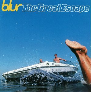 Original album cover of The Great Escape by Blur