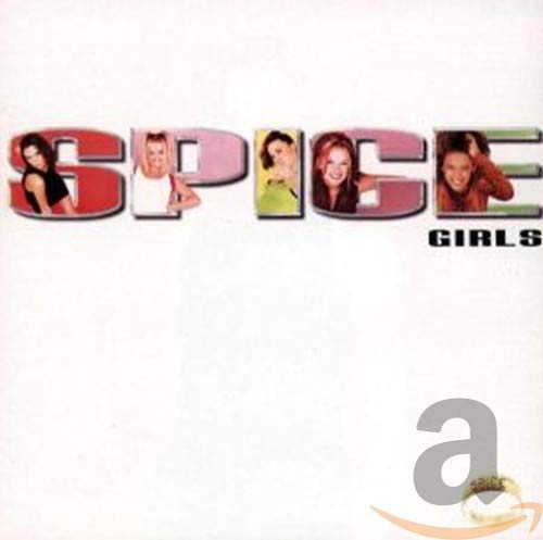 CD-Cover: Spice Girls - Spice