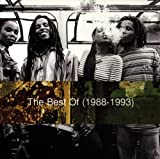 Album cover for The Best of Ziggy Marley and the Melody Makers (1988-1993)