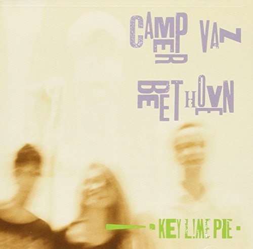 CD-Cover: Camper Van Beethoven - Key Lime Pie