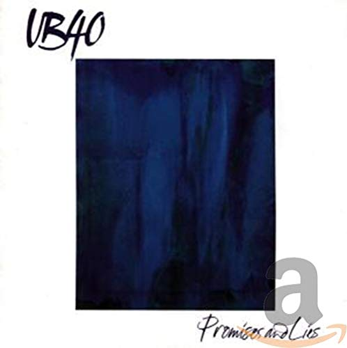 CD-Cover: UB40 - Promises and Lies