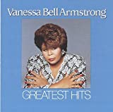 Album cover for Vanessa Bell Armstrong's Greatest Hits