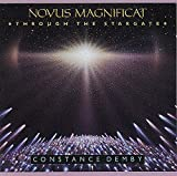 Capa de Novus Magnificat (Through the Stargate)