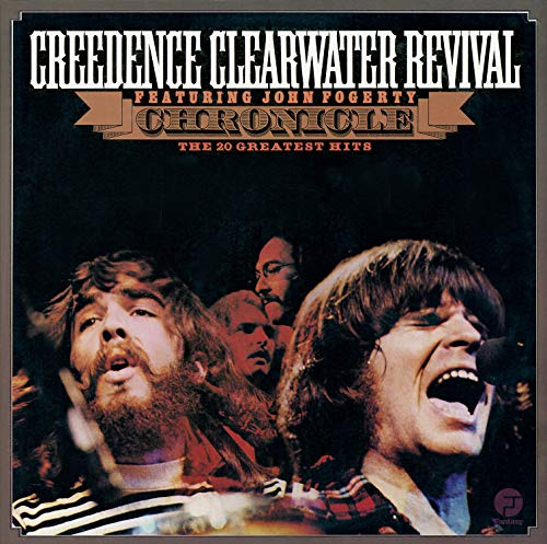 Creedence Clearwater Revival - Creedence Clearwater Revival - Chronicle, Vol. 1  The 20 Greatest Hits - Zortam Music