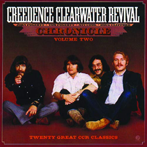 Credence Clearwater Revival - Ccr (Featuring John Fogerty) Chronicle  The 20 Greatest Hits - Zortam Music