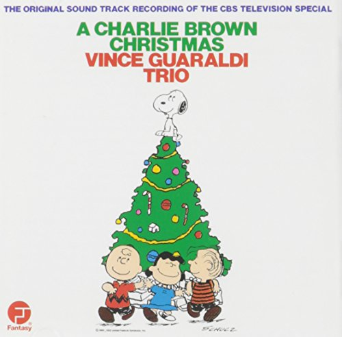 A Charlie Brown Christmas: The Original Sound Track Recording Of The CBS Television Special by Vince Guaraldi Trio album cover