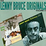 Copertina di The Lenny Bruce Originals Vol 2