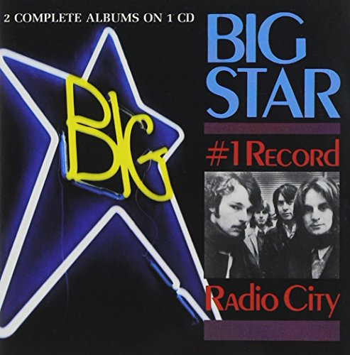 CD-Cover: Big Star - Radio City