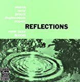Cubierta del álbum de Plays Thelonious Monk (Reflections)