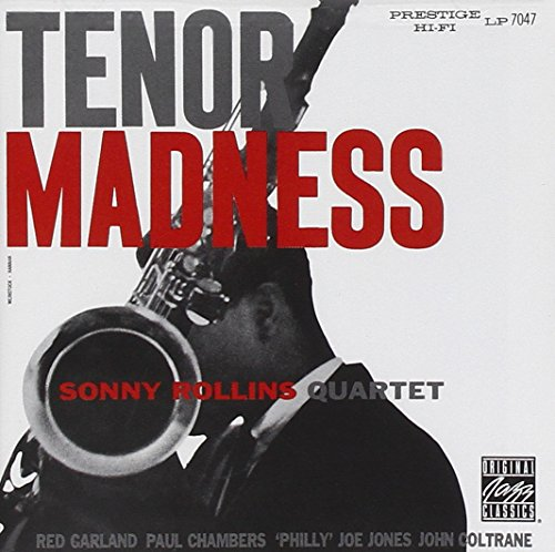 "Read ""Tenor Madness"" reviewed by"