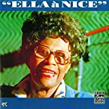 Capa do álbum Ella à Nice
